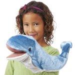 Handpuppe Tiere im Wasser - eine Produktserie...