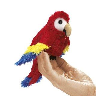 Folkmanis Mini Papagei