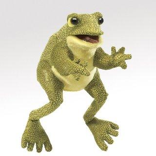 Folkmanis Lustiger Frosch