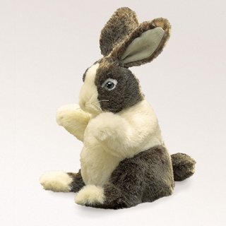 Folkmanis Baby Hase,  Dutch