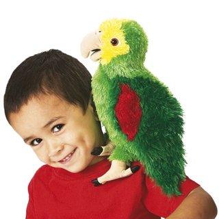 Folkmanis Amazonas Papagei