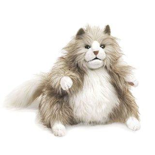 Folkmanis Katze pummelig