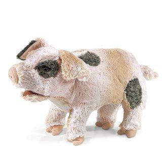Folkmanis Grunzendes Schweinchen