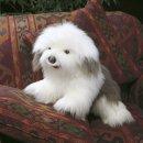 Folkmanis Hund Bobtail