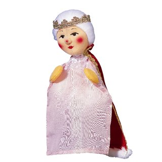 Königin   Handpuppen Kersa Classic