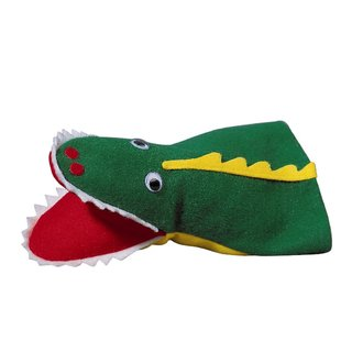 Krokodil | Handpuppen Kersa Lina