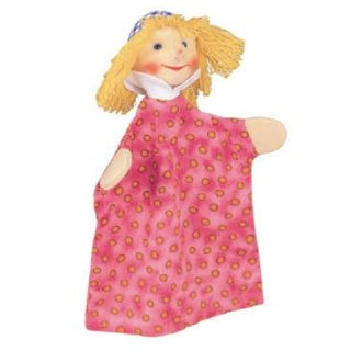 Gretel | Handpuppen Kersa Lina