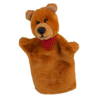 Bär Bruno   Handpuppen Kersa Tiere