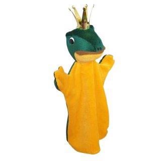 Froschkönig | Handpuppen Kersa Tiere