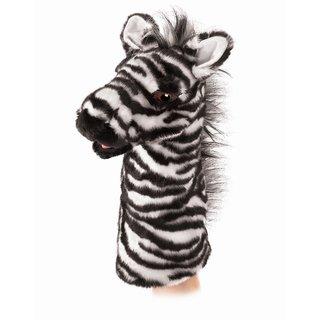 Folkmanis Zebra für die Puppenbühne
