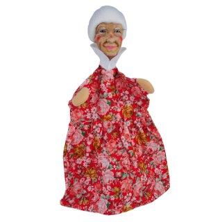 Großmutter   Handpuppen Kersa Micha