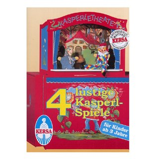 Kasperletheater Textbuch 4 Spieltexte