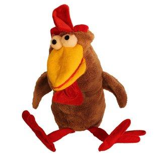 Verrücktes Huhn   Handpuppen Kersa Tiere